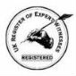 UK Register of Expert Witnesses logo